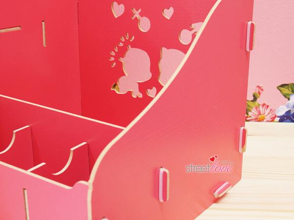 DIY Cosmetic Box 8