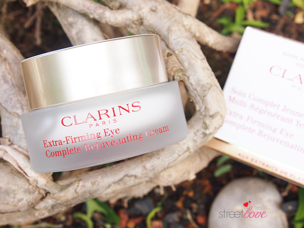 Clarins Extra-Firming Eye Complete Rejuvenating Cream