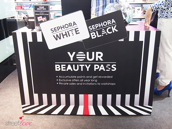Sephora Black Card Launch 2