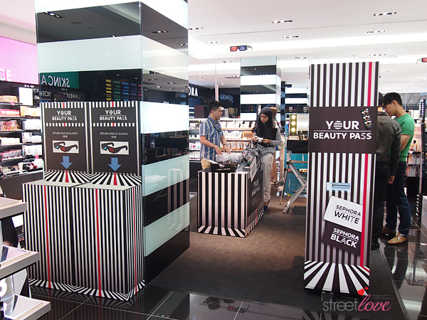 Sephora Black Card Launch 3