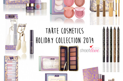 Tarte Holiday Collection 2014