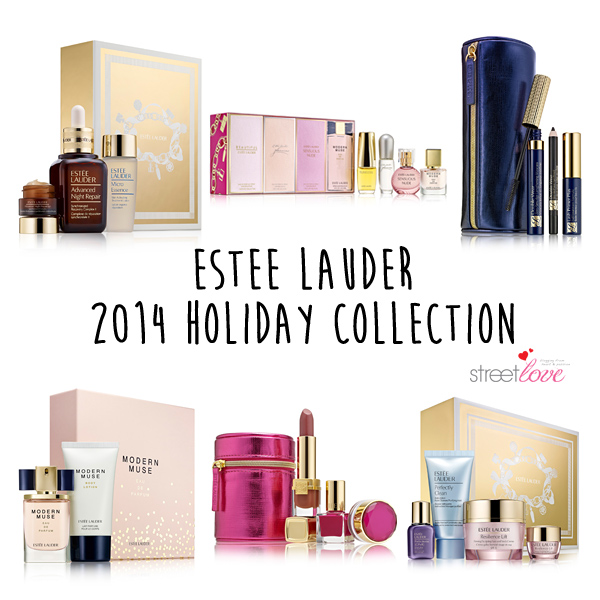 Holiday Gift Guide 2014: Estée Lauder Holiday Collection | Street Love