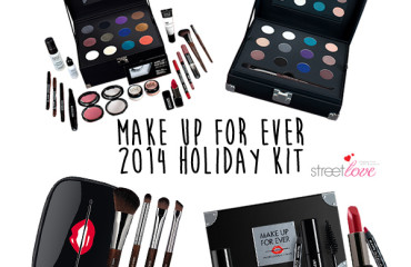 Make Up For Ever 2014 Holiday Kit