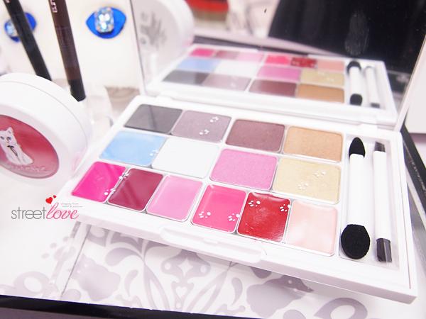 Shu Uemura Shupette Has It All Eye & Lip Palette 1