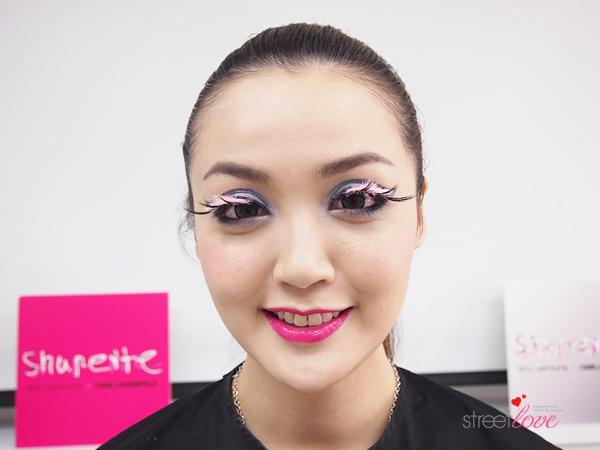 Shu Uemura Shupette Parisienne Chic Cat Eye Looks 2