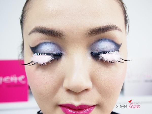 Shu Uemura Shupette Parisienne Chic Cat Eye Looks 3