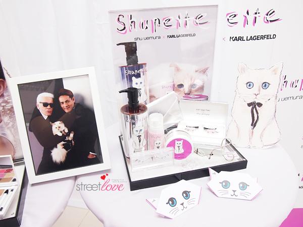 Shu Uemura Shupette by Karl Lagerfeld for Shu Uemura 4