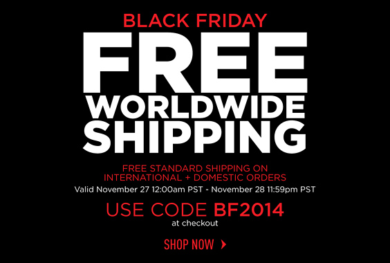Sigma Black Friday Sale 2014