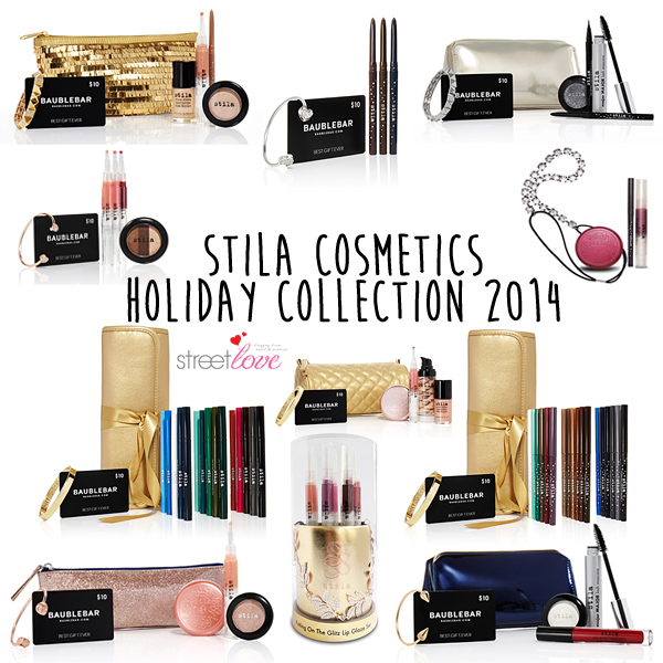 Stila Holiday Collection 2014