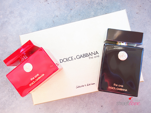 Dolce&Gabbana The One and The One for Men Collector's Edition
