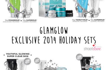 GlamGlow 2014 Holiday Sets