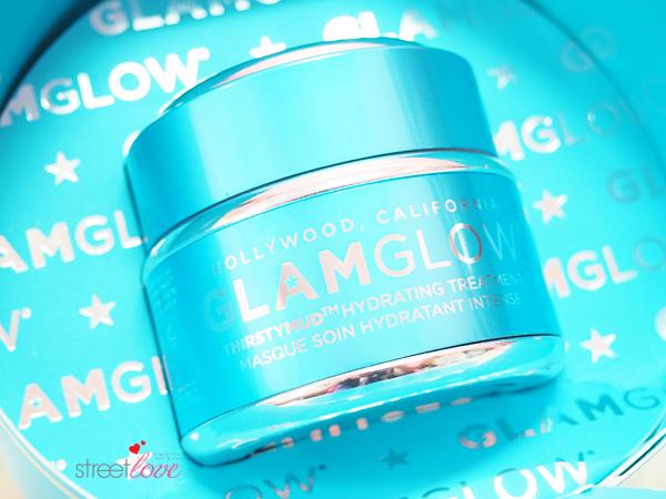 GlamGlow ThirstyMud Bottle Nesting Inside