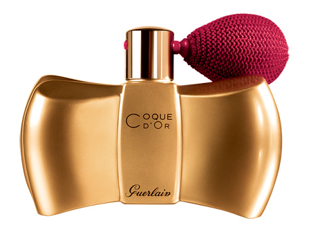 Guerlain Coque D'or Perfumed Shimmer Powder Body & Hair
