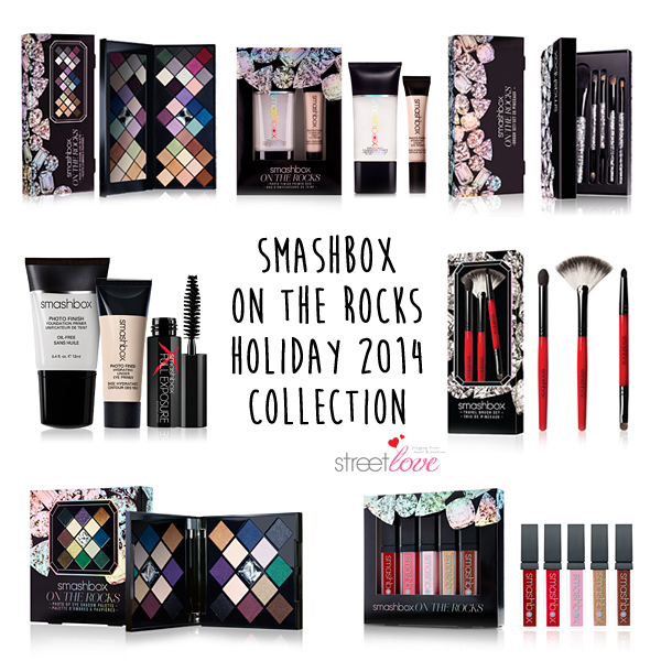 Smashbox On The Rocks Holiday 2014 Collection