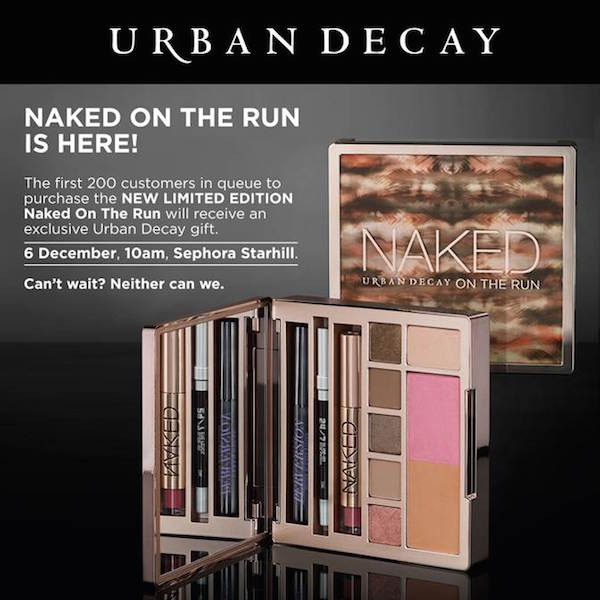 Urban Decay Naked On The-Run