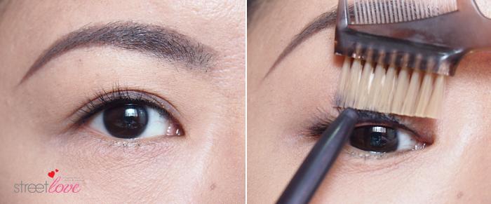 How to apply pencil eyeliner - Inner Lining