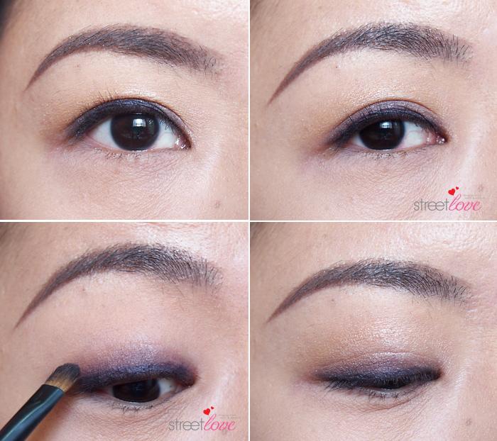 How to apply pencil eyeliner - Smokey v2