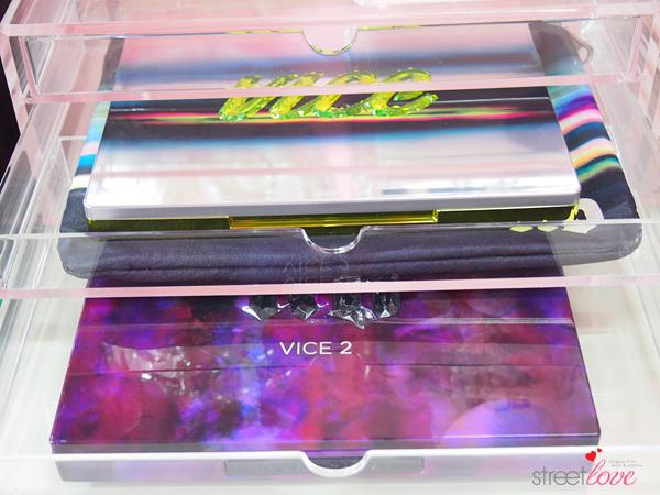 Muji Acrylic 3 Drawer Unit Big Palettes