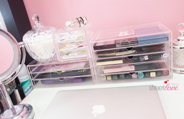 Muji Acrylic Drawer Box