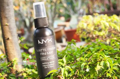 NYX Matte Finish Long Lasting Setting Spray