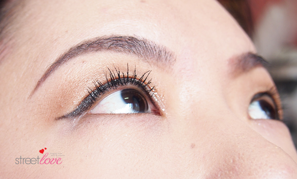 Smashbox Full Exposure Waterproof Mascara Lash Low View