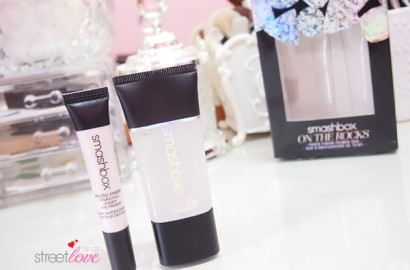 Smashbox On The Rocks Photo Finish Primer Duo Set