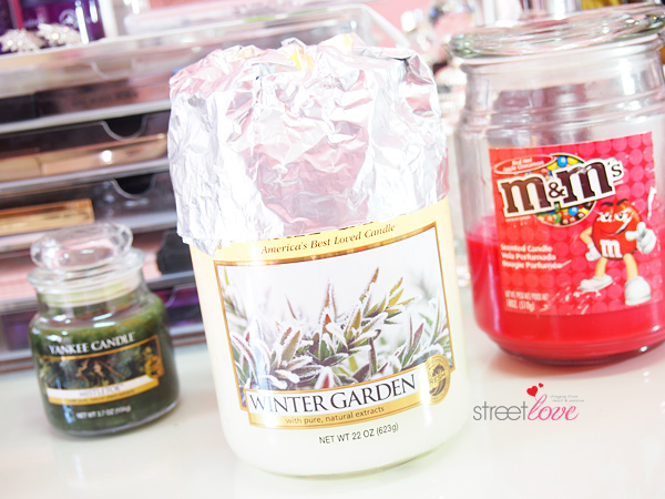 4 Basic Candle Care That You Should Know 6
