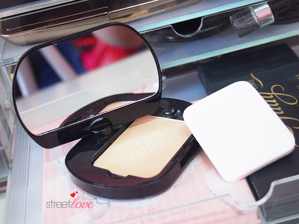 Bourjois Silk Edition Compact Powder 6