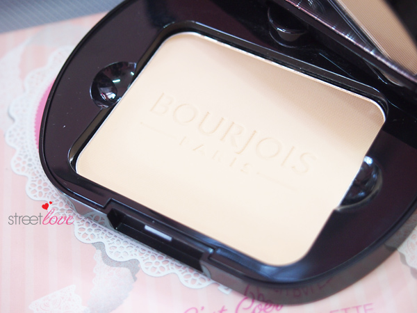 Bourjois Silk Edition Compact Powder 7
