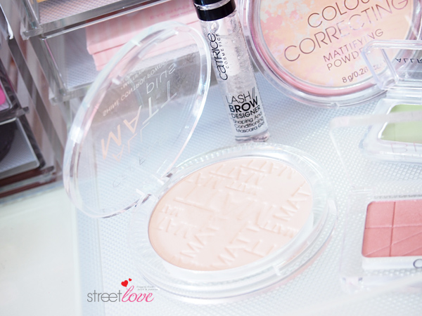 Catrice All Mat Plus Shine Control Powder
