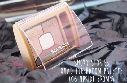 Bourjois Smoky Series 06 Upside Brown