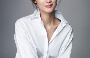 Claudia Kim for Bobbi Brown