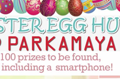 Parkamaya Easter Egg Hunt
