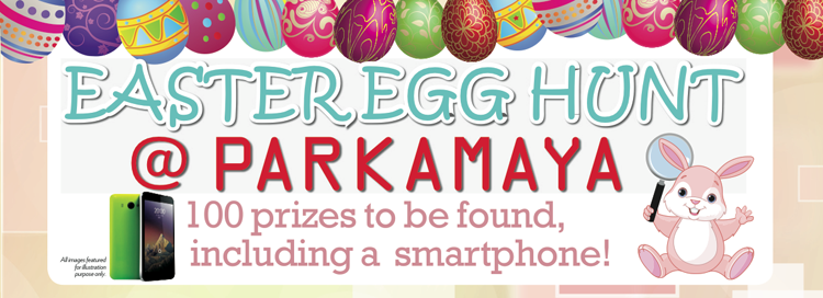 Parkamaya Easter Egg Hunt