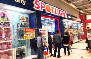 Spotlight IPC Shopping Centre 1