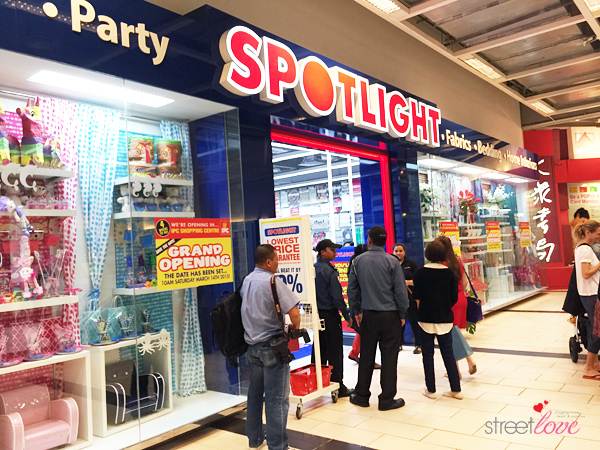 Spotlight IPC Shopping Centre 1