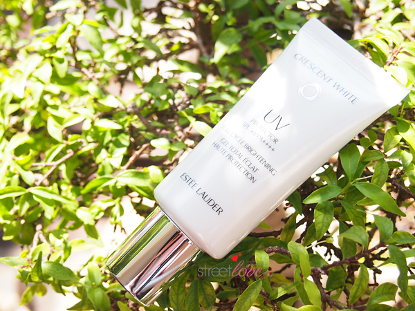 Estée Lauder Crescent White Full Cycle Brightening UV Protector Tube