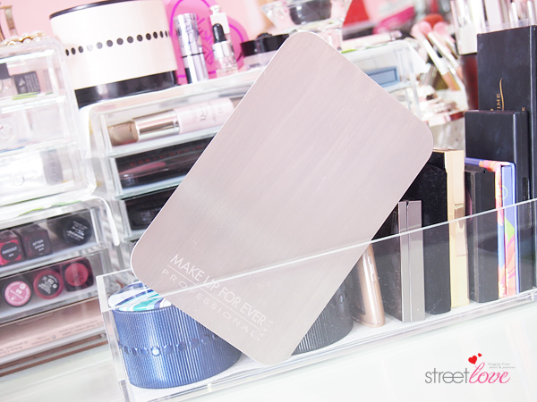 MAKE UP FOR EVER Flat Steel Palette Large Size