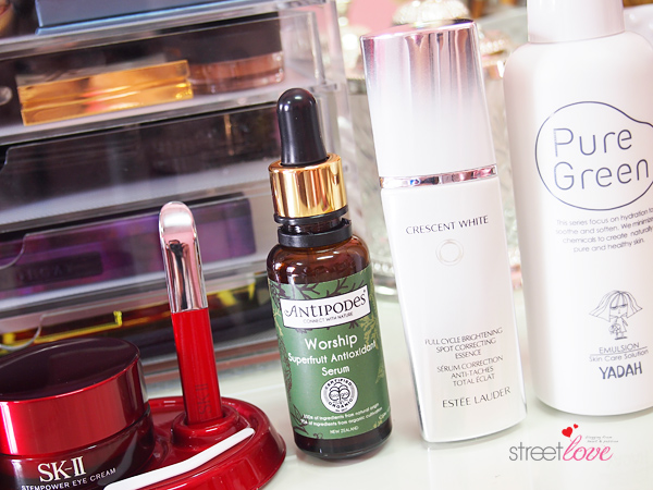 My Day Skincare Routine 2015 Serum