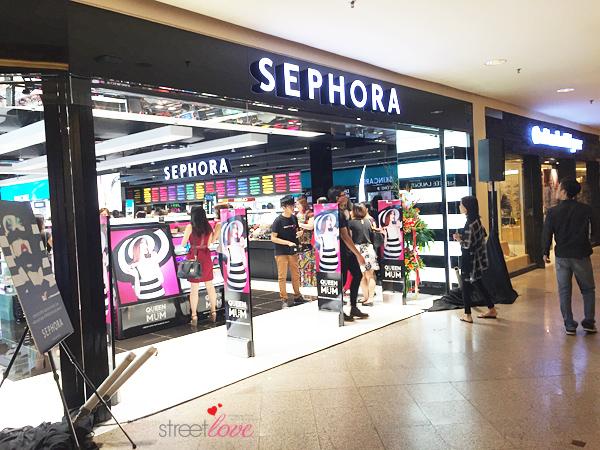 Sephora Mid Valley Opening 1