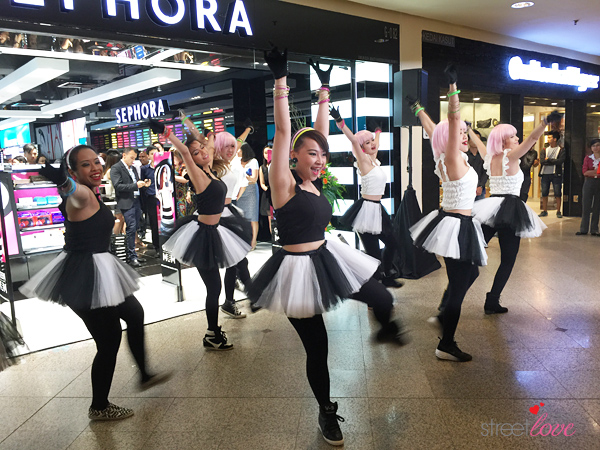 Sephora Mid Valley Opening 2