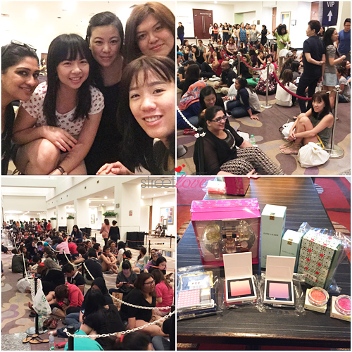 Estée Lauder Staff Sale 2015 Summary