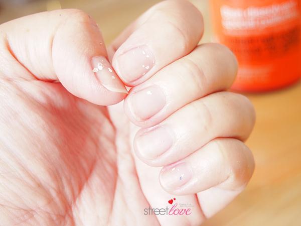 Sephora Instant Nail Polish Remover for Glitter Result