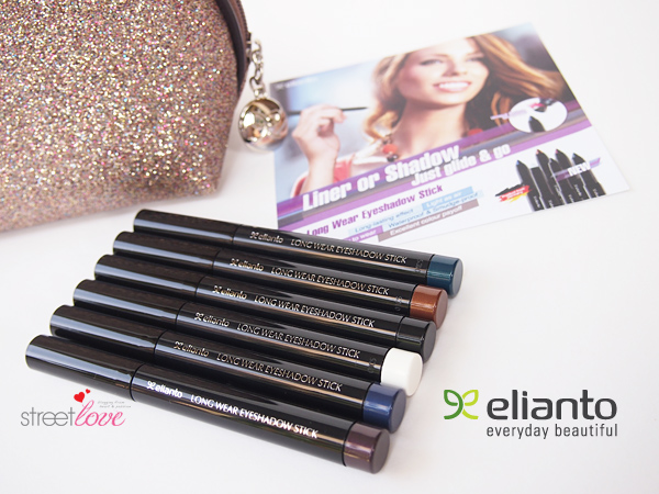 Elianto Long Wear Eyeshadow Stick