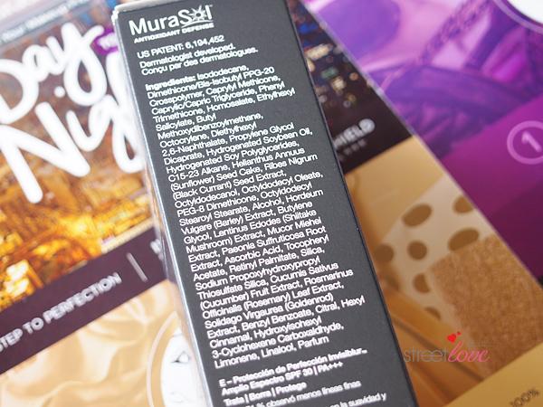Murad Invisiblur Perfecting Shield Ingredients List