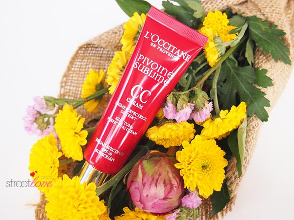 L'Occitane Pivoine Sublime Skin Tone Perfecting Cream