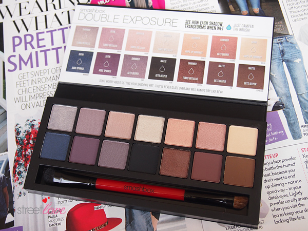 Smashbox Double Exposure Palette 3