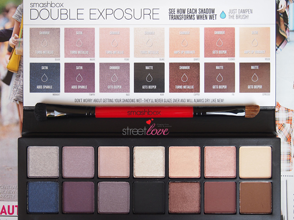Smashbox Double Exposure Palette Shades