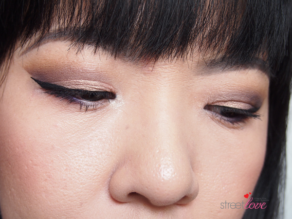 Smashbox Double Exposure Palette Soft Cut Crease Upclose