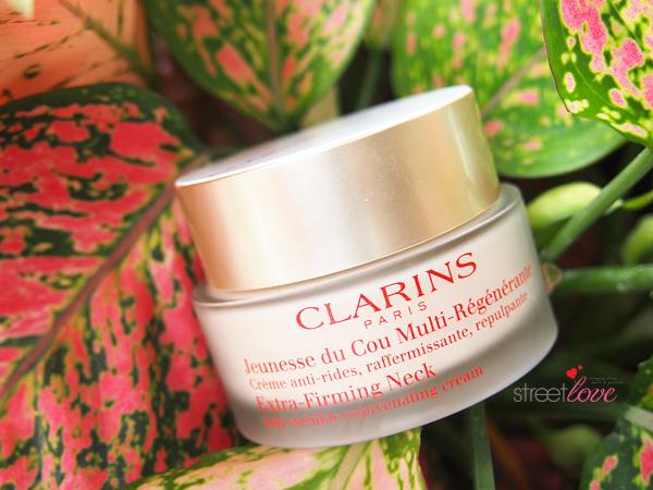Clarins Extra-Firming Neck Cream